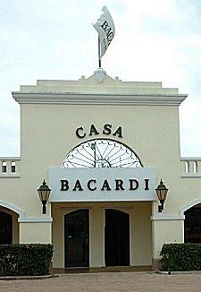 Bacardi Rum Factory – San Juan, Puerto Rico.