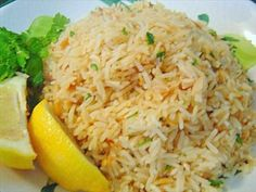 Greek Lemon Pilaf Recipe - Recipezazz.com