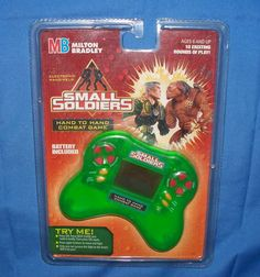 Small Soldiers LCD game