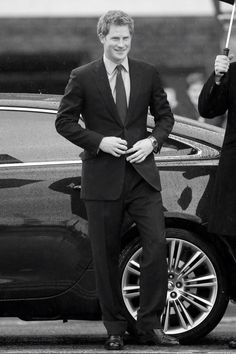 Prince Harry has swag!!!