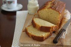 Plumcake doppio yogurt morbidissimo - La cucina di Reginé ☼