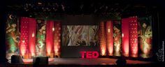 Across the Universe: The TED stage!