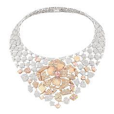 Chanel Café Society Sunset necklace