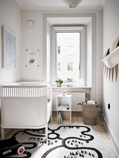 Jurnal de design interior: Boem și relaxat în tonuri de alb și gri