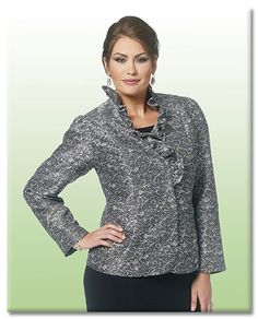 Patterns for plus sizes