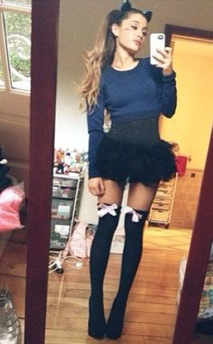 Love Ari's socks!!