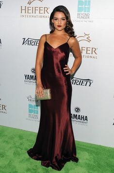 Danielle Campbell – Annual Beyond Hunger Gala in Beverly Hills Danielle Campbell, Ian Somerhalder Nikki Reed, Satin Dresses, Gowns, Dress Outfits, Dress Up, Formal Outfits, Davina Claire, Celebrity Outfits
