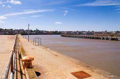 Gorleston on Sea memories | Photo of the south pier at Gorleston on Sea