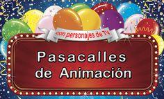 En tu Cabalgata anunciadora para las Fiestas Patronales no pueden faltar nuestros Pasacalles de Animación, infórmate!