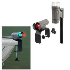 Other Kayak Canoe and Rafting 36123: Attwood Paddlesport Portable Navigation Light Kit - C-Clamp, Screw Down Or Adhes -> BUY IT NOW ONLY: $37.05 on eBay!