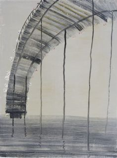Norbert Schwontkowski 'Dawn Under', 2010, oil on canvas, 60 x 46 cm
