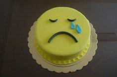"""Goodbye"" Cake Going Away Cakes, Cake Recipes, Dessert Recipes, Desserts, Cupcake Cakes, Cupcakes, Food Cakes, Goodbye Cake, Bright Cakes"