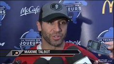 Max Talbot of the Flyers by Gongshowgear, via Flickr