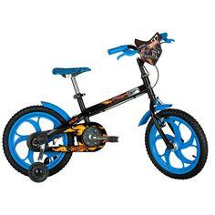 Bicicleta Hot Wheels Aro 16 Caloi