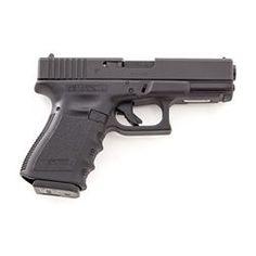 Early 3rd Gen. Glock Model 19 Semi-Auto Pistol