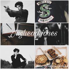 Jughead Jones/ Cole Sprouse Riverdale
