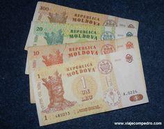 Bem Vindos à República da Moldávia!A moeda local é o leu moldávio