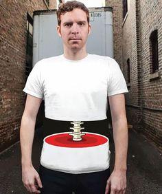 """28 T-Shirts Creatifs qui démontrent que """"l'image sur la Poitrine"""" n'est pas le seul Choix (9)"""