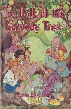 ENID BLYTON ''THE FOLK OF THE FARAWAY TREE'', 1964. Illustrated by Dorothy Wheeler