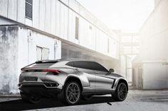 Lamborghini Urus Provides Glimpse at the Brand's Electric Future