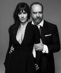 Billions' Couple Maggie Siff & Paul Giamatti on Odd Jobs & the ...
