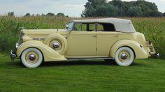 Packard 120 Phaeton Dietrich - 1937