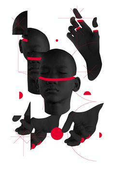 Digital Decade IV — No possession on Behance