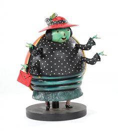 Ladybug #maquette from James & the Giant Peach - Damon Bard, Jerome Ranft, Kamela Portuges