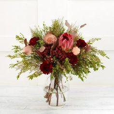 Seasonal Cape Bouquet | Sainsbury's Fresh Food Delivery, Sainsburys, Cape, Bouquet, Seasons, Table Decorations, Flat, Christmas, Home Decor