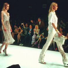#robertocavalli, #cavalli, #ss13, #tsum, #mfw, #milanfashionweek, #models