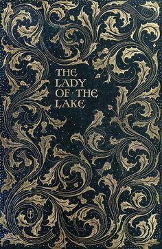 ≈ Beautiful Antique Books ≈ Lady of the Lake / Sir Walter Scott
