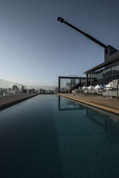 The N.B.K. Residence (2) in Beirut, Lebanon by Bernard Khoury/DW5 | Yatzer