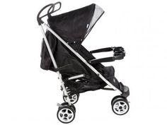 Carrinho de Bebê Passeio Cosco Umbrella Deluxe - Reclinável 5 Posições para Crianças até 15kg