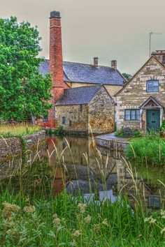 https://flic.kr/p/AoURuA | LOWER SLAUGHTER | The Water Mill