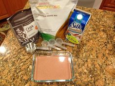 """Chocolate Protein Chia Pudding. 20oz Almond Milk, 1/2 cup Chia seeds, 3/4 cup Arbonne Chocolate Protein Powder. Blend/Mix ingredients. Put into a covered container. Refrigerate overnight. Makes four 229 calorie servings. Fat - 11.9g, Carb - 16.1g, Protein - 14.1g, Sugar 3.4g. """"Like: my FB page at Surshae Arbonne Independent Consultant. Consultant ID 21565488"""