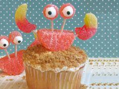 Que tal decorar os cupcakes da festa das crianças com inspirações criativas e fáceis de fazer?