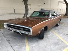 1970 Dodge Charger Special Edition Maintenance of old vehicles: the material for new cogs/casters/gears could be cast polyamide which I (Cast polyamide) can produce