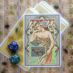 how to use astrological oracle cards