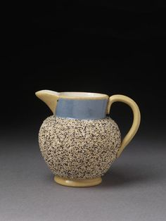 Milk jug,   made in Staffordshire,  1800-1830   | V Search the Collections