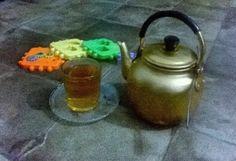 Tea cengke&lemon