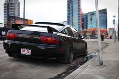 Nissan Silvia S13...