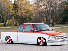 William Cramer-Baytown,Texas- Custom 1998 Chevrolet S-10 - Feature Truck - Mini Truckin' Magazine