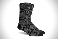 Richer Poorer Onlooker Socks