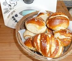 Rezept Butter- Laugerl von wsonja24 - Rezept der Kategorie Brot & Brötchen
