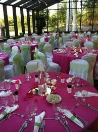 hot pink and lime green wedding | February 7 | Wedding Ideas ...