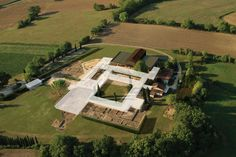 Protection Project and Musealization of Séviac Archaeological Site / Carrilho da Graça Arquitectos