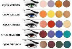 Best color makeup for your eye color Makeup Trends, Makeup Tips, Beauty Makeup, Eye Makeup, Beauty Tips, Jade Eyes, Make Up Studio, Pink Mascara, Makeup Tumblr