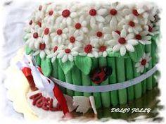 Risultati immagini per torte margherite in pdz