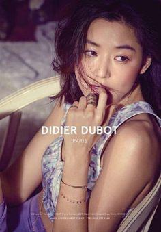Jun Ji Hyun   Didier Dubot Paris 2015