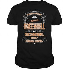 I Love  GREENHILL, GREENHILL T Shirt, GREENHILL Tee T shirts